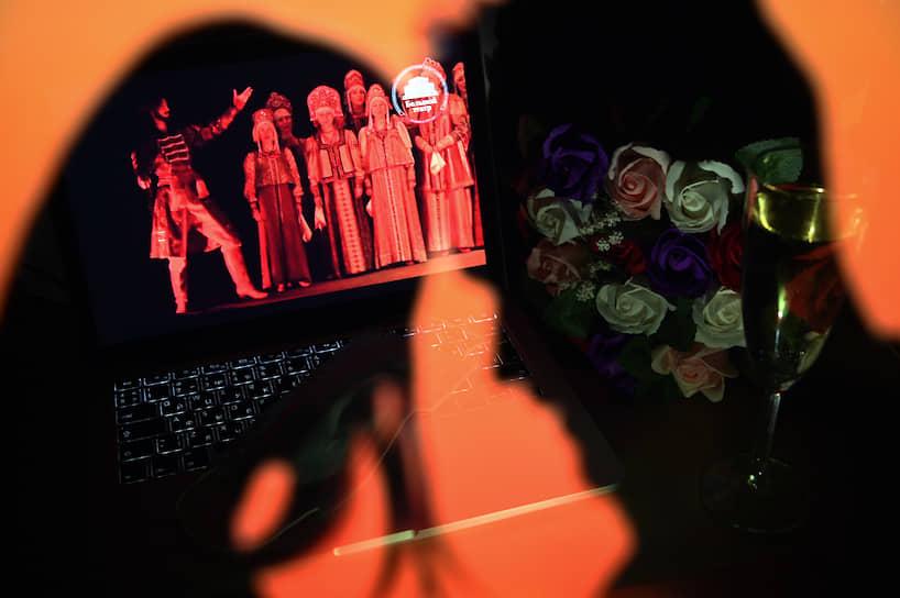 Онлайн-трансляция оперы «Царская невеста» композитора Николая Римского-Корсакова в постановке Большого театра