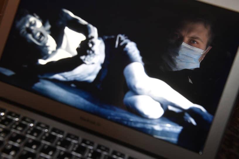 Онлайн-трансляция спектакля «Чук и Гек» в постановке Александринского театра