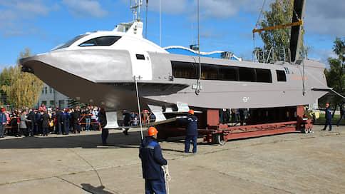 ГТЛК закажет суда на подводных крыльях  / Компания получит четыре «Валдая»