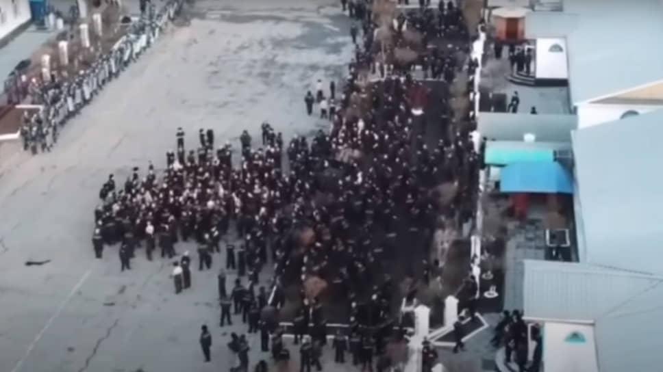 Предполагаемый организатор бунта в колонии жалуется на пытки