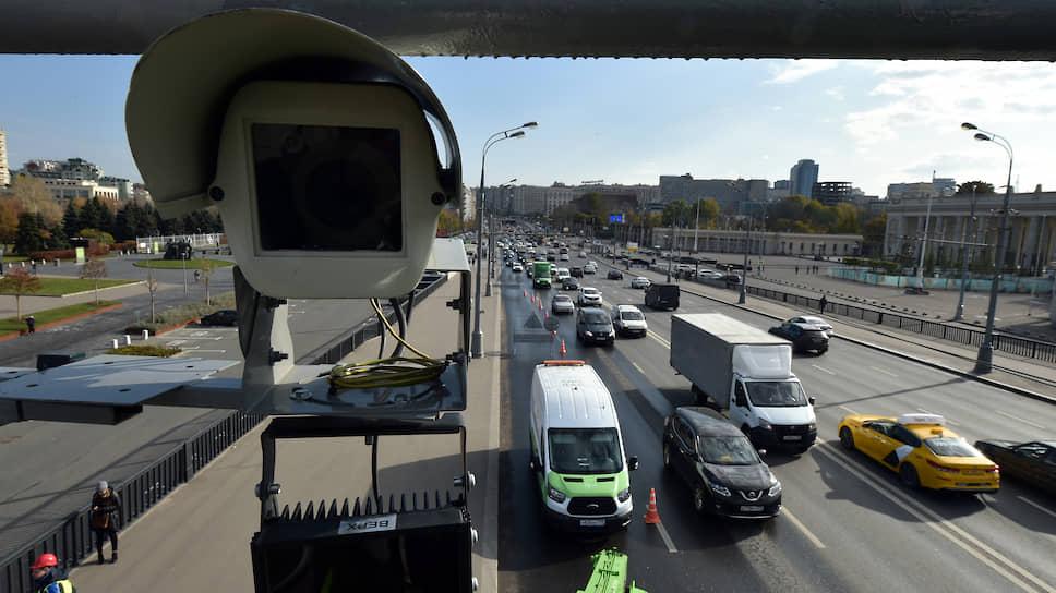 Ужесточение пропускного режима в Москве