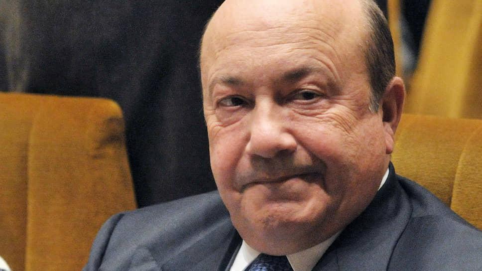 Бывший министр иностранных дел России Игорь Иванов