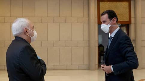 Иранская дипломатия вышла из изоляции  / Глава МИД республики совершил первый зарубежный визит с начала эпидемии коронавируса
