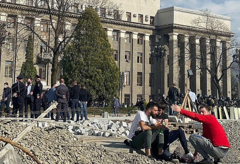 По данным на 20 апреля, в Северной Осетии 145 подтвержденных случаев заражения, два человека умерли