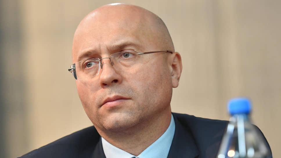 Экс-замглавы Хакасии Сергей Новиков