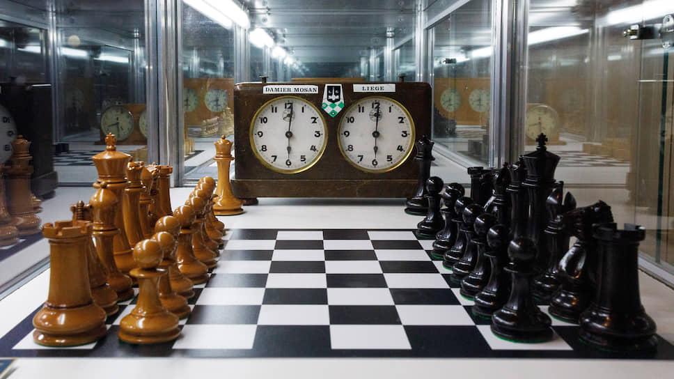 FIDE возвращает легенд