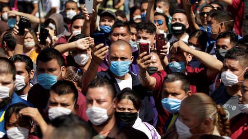 Мексика быстрее беднеет, чем болеет  / Как жители страны ждут 1 июня