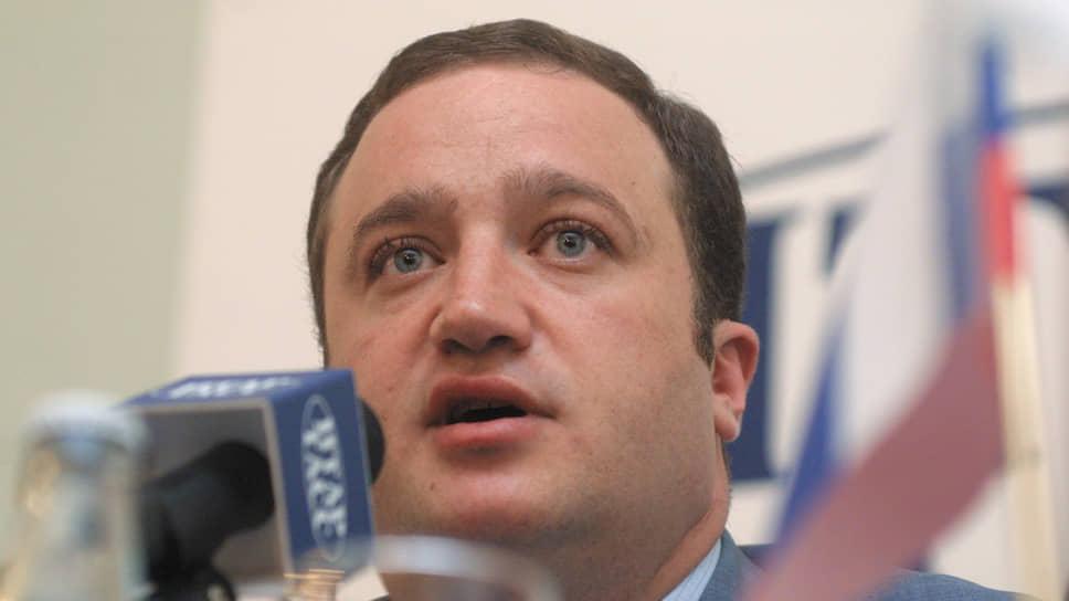 Бывший депутат Госдумы Денис Волчек