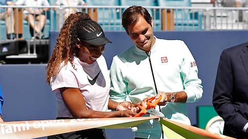 Роджер Федерер стал рупором теннисной эволюции  / Спортсмен поддержал идею объединения ATP и WTA