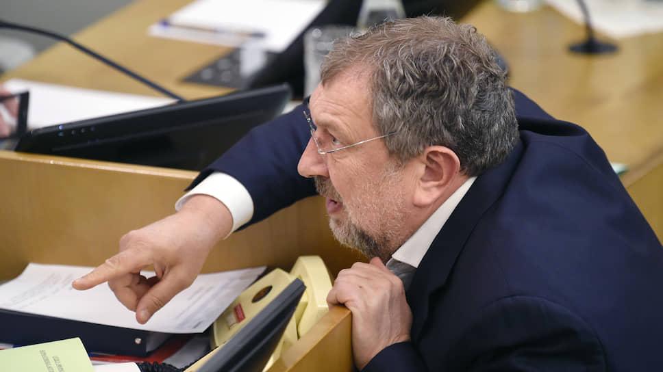 Депутат Владислав Резник