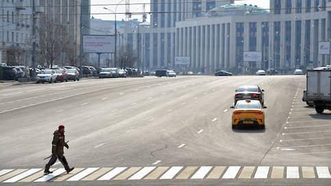 COVID позволил москвичам вздохнуть свободнее  / В столице из-за снижения трафика воздух стал чище
