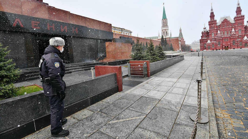 Карантин помог московской полиции