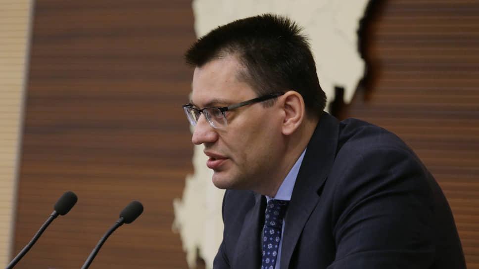 Пермского вице-премьера обыскали перед уходом