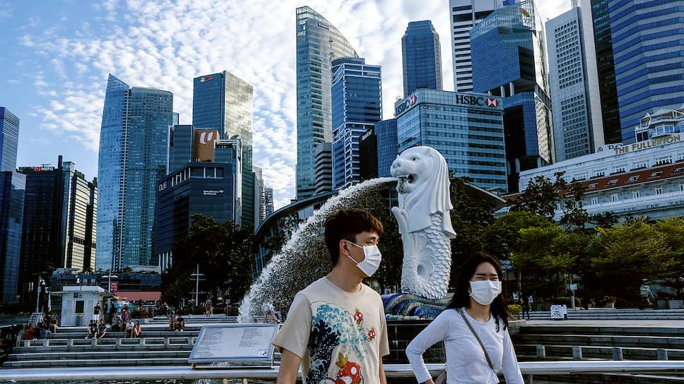 Сингапур возглавил список самых безопасных стран в период пандемии.