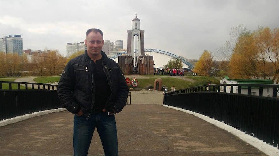Полковник Рифат Закиров