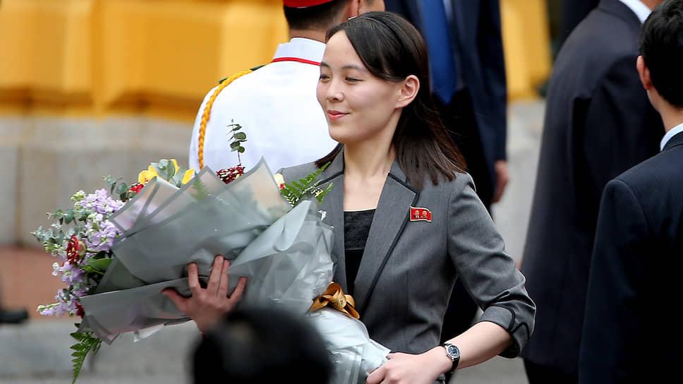 Весьма вероятно, что судьба идей чучхэ окажется в руках Ким Ё Чжон