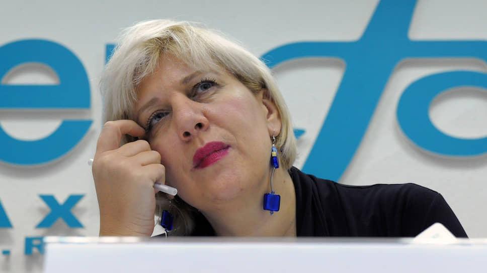 Комиссар Совета Европы по правам человека Дуня Миятович