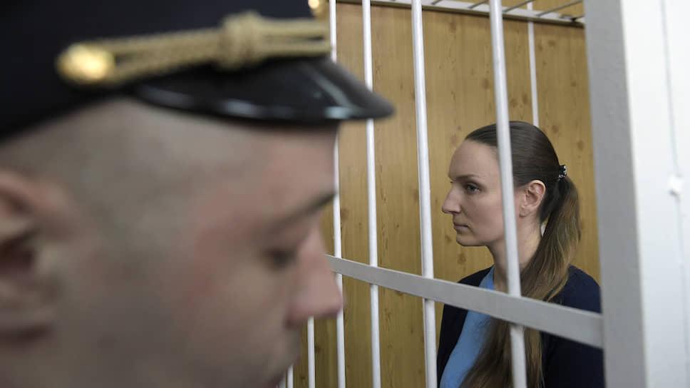 Бывшая заместитель президента Внешпромбанка (ВПБ) Екатерина Глушакова