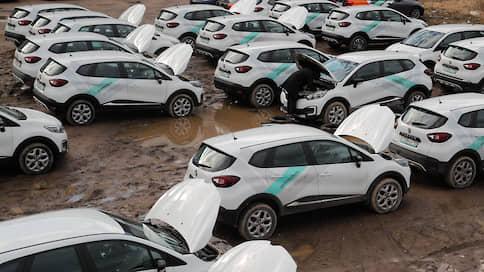 Каршеринг ищет парковку  / Сервисы начали переговоры с торгцентрами об аренде машино-мест