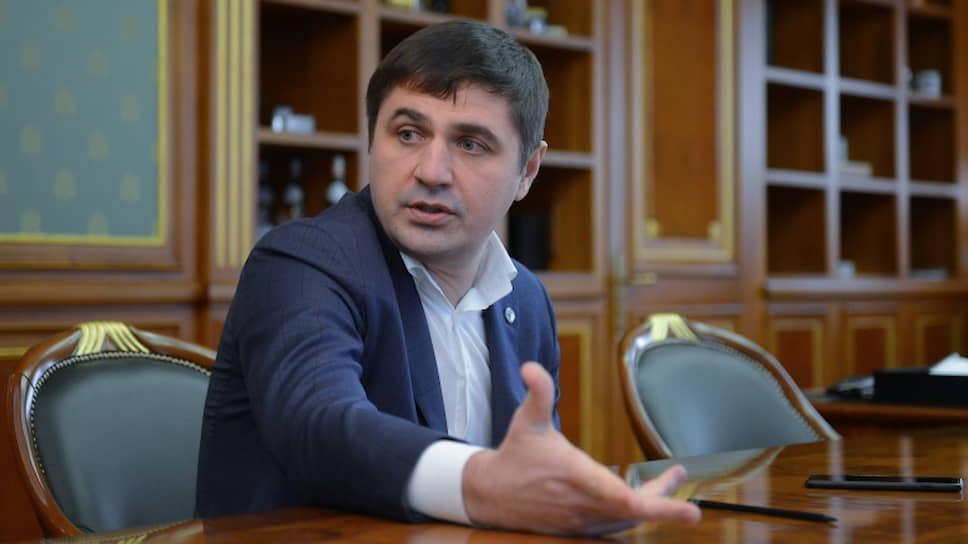 Гендиректор управляющей компании «Эльга уголь» Александр Исаев