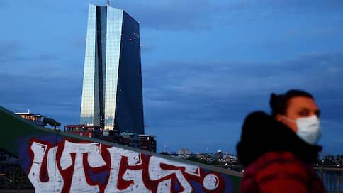 ЕЦБ добавил словесных интервенций  / Регулятор прогнозирует спад ВВП зоны евро на 5–12%