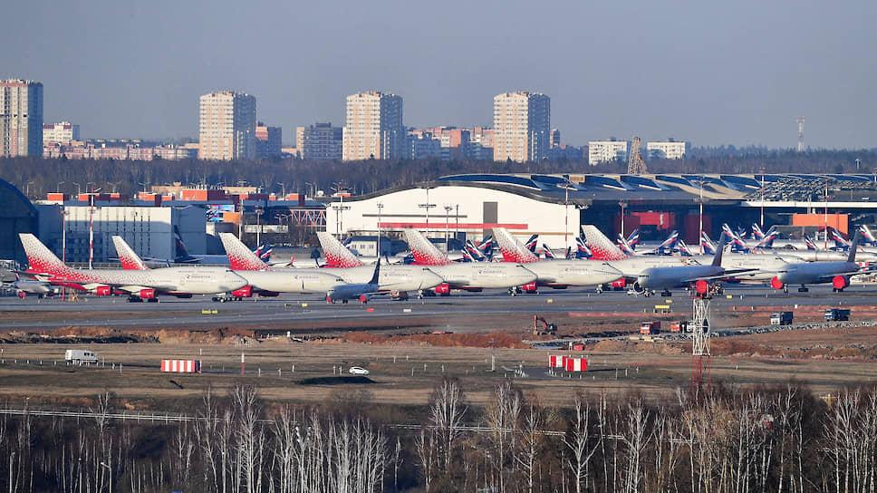 Авиакомпания SWISS намерена возобновить полеты в Петербург с июня