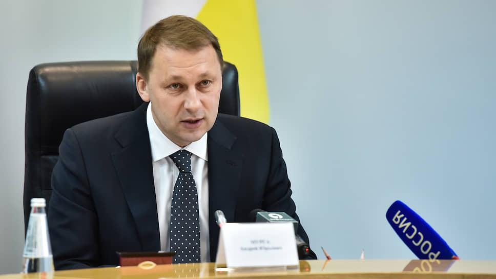 Бывший зампред правительства Ставропольского края Андрей Мурга