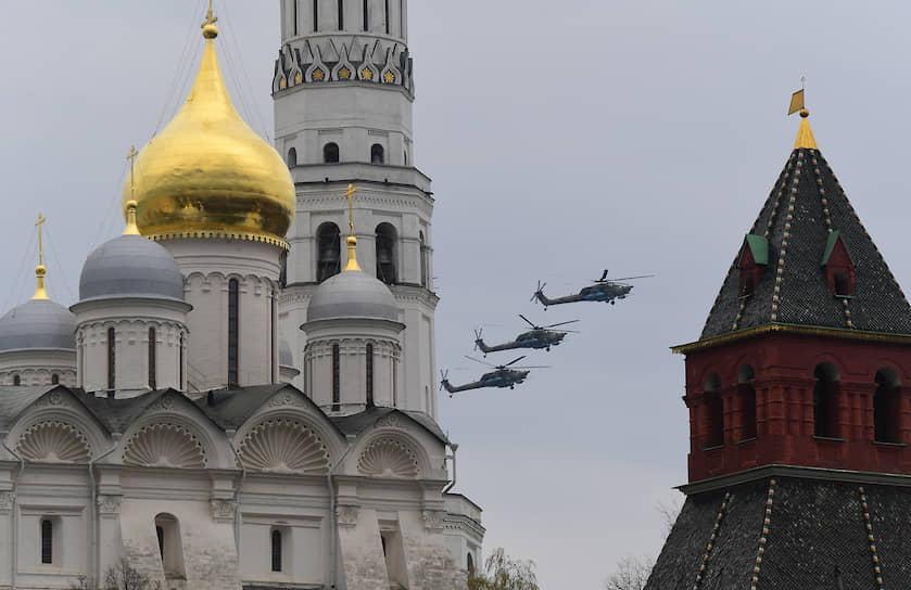 Проведение воздушных парадов, посвященных 75-й годовщине Победы в Великой Отечественной войне, предполагается в 32 городах РФ