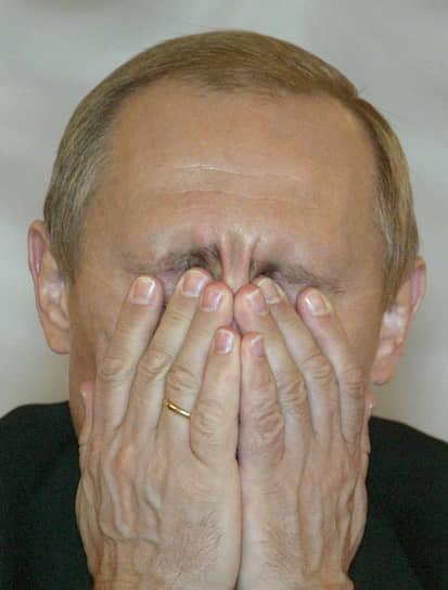 11 ноября 2003 года. На сессии конгресса муниципальных образований России в колонном зале Дома союзов