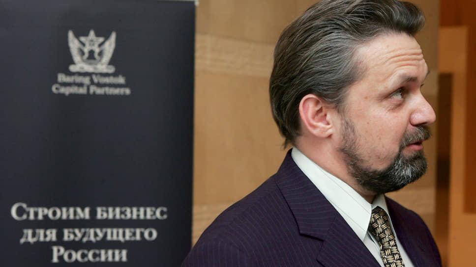 Первый заместитель председателя Центрального банка Андрей Козлов