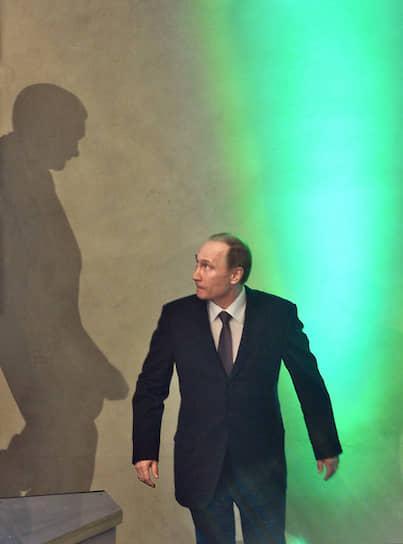 1 апреля 2013 года. На праздничном концерте в честь открытия центра «Планета КВН»