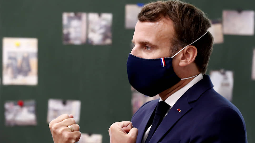 Франция идет на продленку