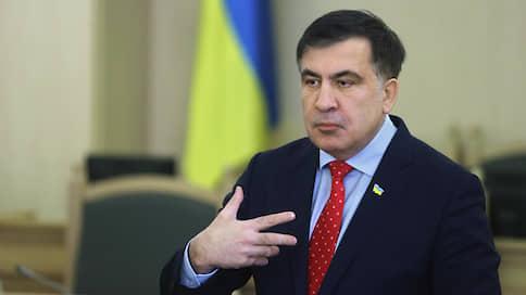 Михаилу Саакашвили вернули статус реформатора  / Экс-президент Грузии назначен главой украинского Исполнительного комитета реформ