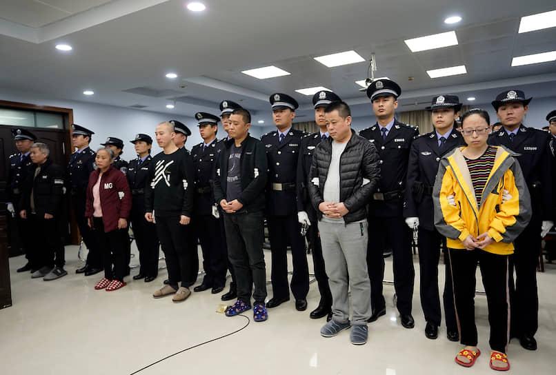 Суд над торговцами фентанилом в китайской провинции Хэбэй, закончившийся 7 ноября 2019 года,— редкий пример сотрудничества китайских и американских правоохранителей в борьбе с этим наркотиком