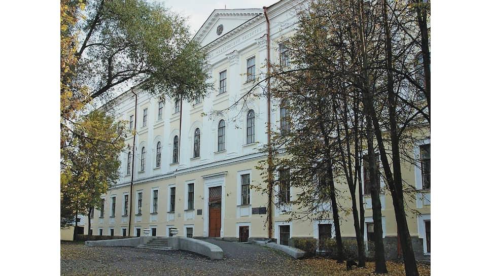 Главный корпус Тверского государственного медицинского университета