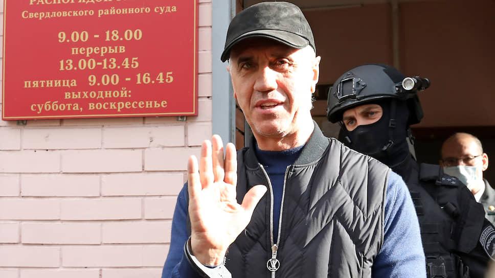 Бывший алюминиевый магнат и депутат Анатолий Быков
