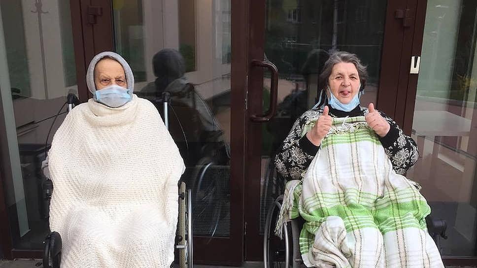 Как борются с коронавирусной инфекцией в домах престарелых и интернатах