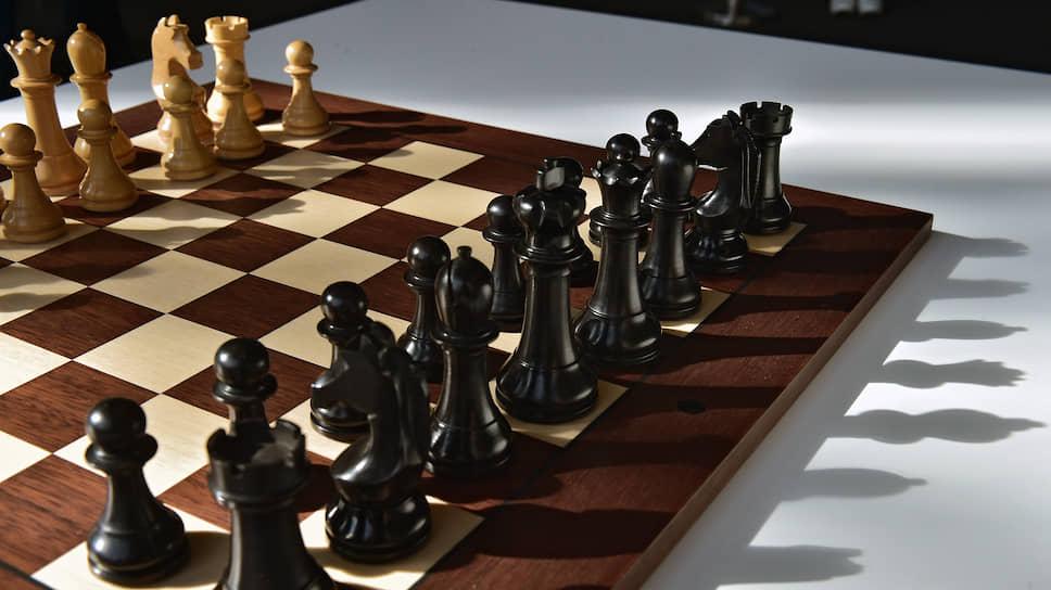 Китайские шахматисты взяли числом