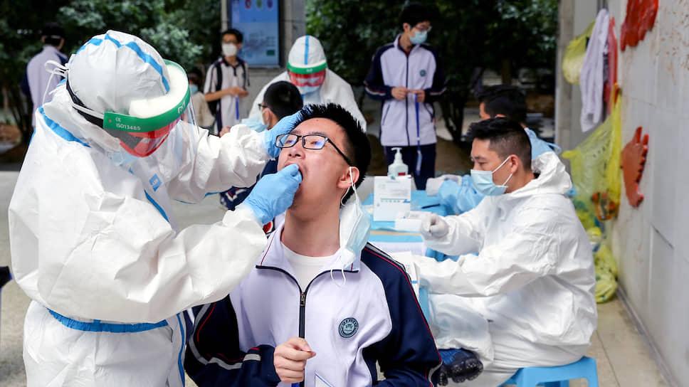 Как в городе «нулевого пациента» с COVID-19 обнаружены новые заболевшие