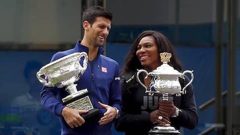 Серена Уильямс стала теннисисткой десятилетия  / А Новак Джокович — его теннисистом