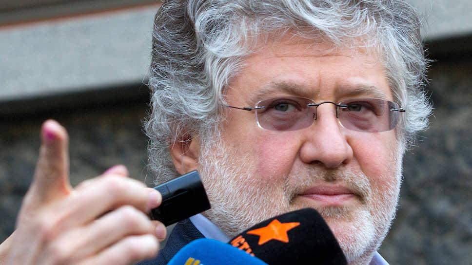 Бывший владелец украинского банка «Приват» Игорь Коломойский
