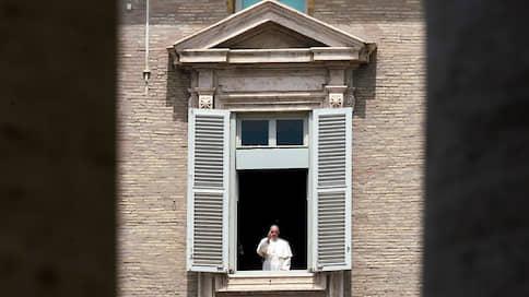 Но избавь нас от коронавируса  / Инициативу папы римского о глобальной молитве поддержали и в России