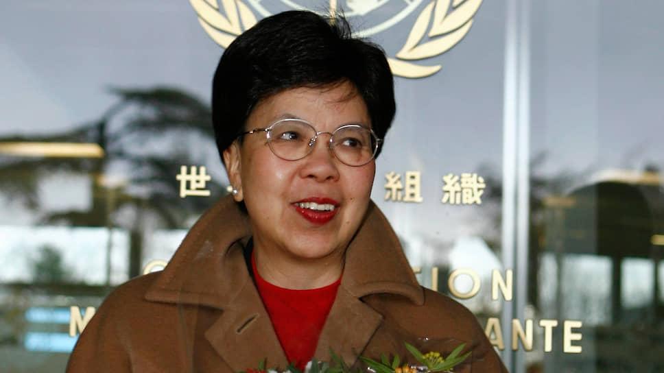 Генеральный секретарь ВОЗ Маргарет Чан устно и письменно отвергала все обвинения в том, что на решения организации могли влиять финансовые интересы фармацевтических компаний