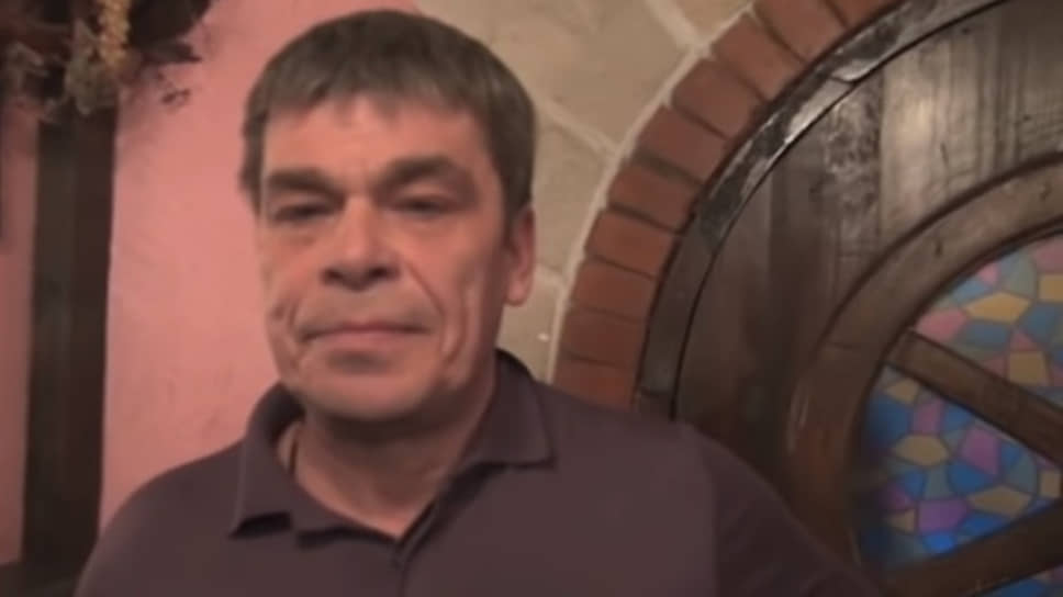 Курский вор в законе Виктор Панюшин (Пан)