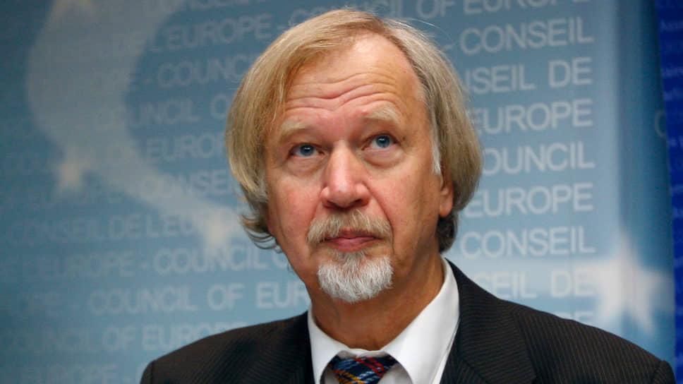 Председатель комитета здравоохранения ПАСЕ Вольфганг Водарг стал главным критиком ВОЗ и «фальшивой пандемии» в Европарламенте