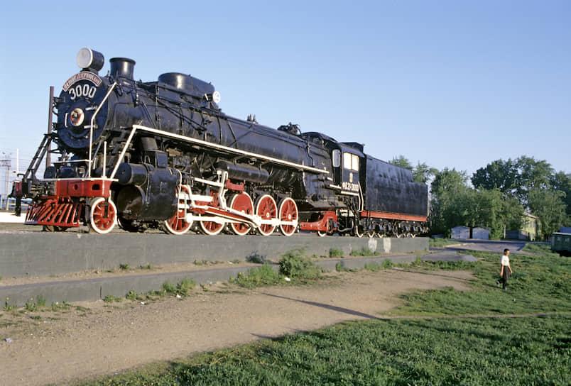 Магистральныйгрузовой паровоз«Феликс Дзержинский» был созданв техническом бюро транспортного отделаОГПУ в 1931 году в связи с проводившейся вСоветском Союзеиндустриализацией
