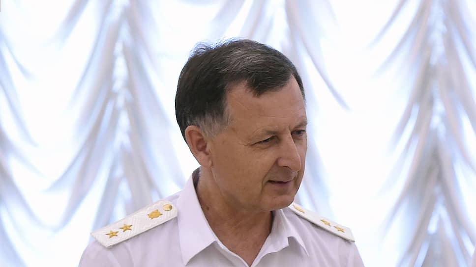 Начальник главного управления по надзору за расследованием особо важных дел Генпрокуратуры Владимира Юдин