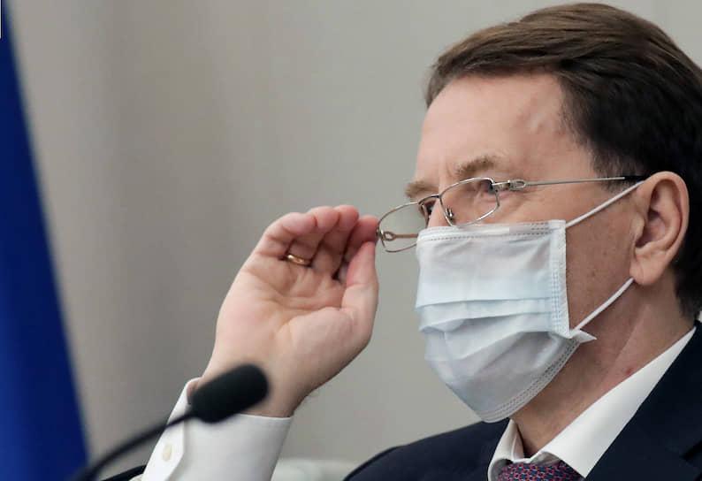Вице-спикер Госдумы Алексей Гордеев