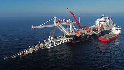 «Северный поток-2» рискует остаться незагруженным  / Газопровод не освободят от требований Третьего энергопакета
