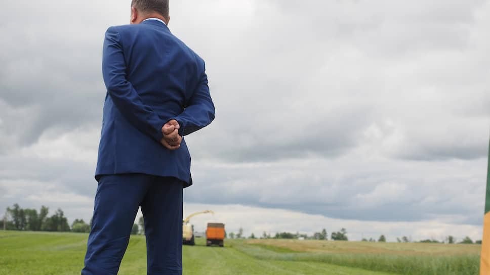Цапковские земли вырастили новый срок